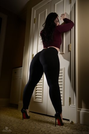 Souaade ebony escort girl in Bastrop