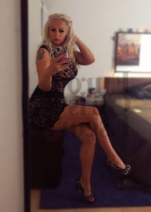 Marylis escort girl